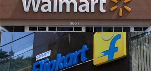 Walmart & Flipcart Collaboration
